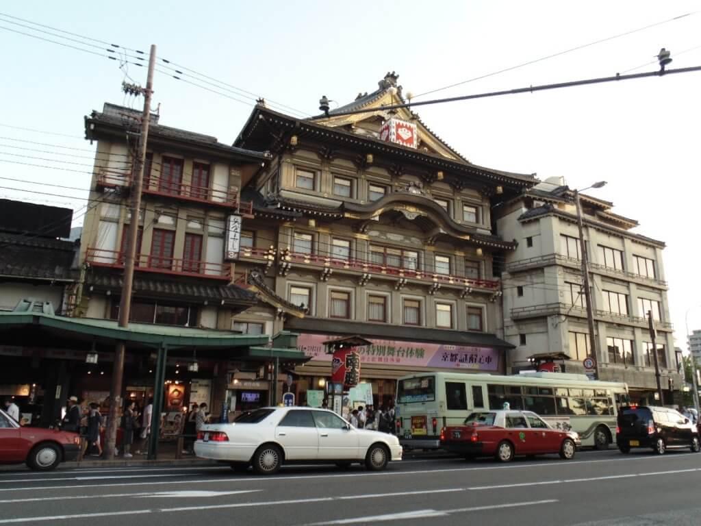 Kyoto - Japan Reiseroute