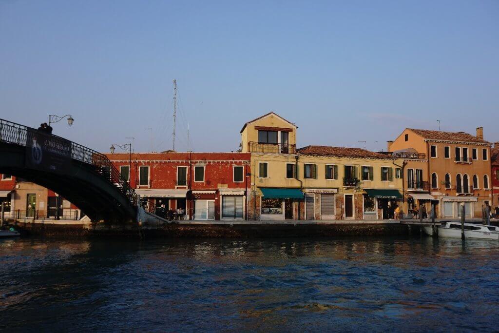 Canale Grande Murano