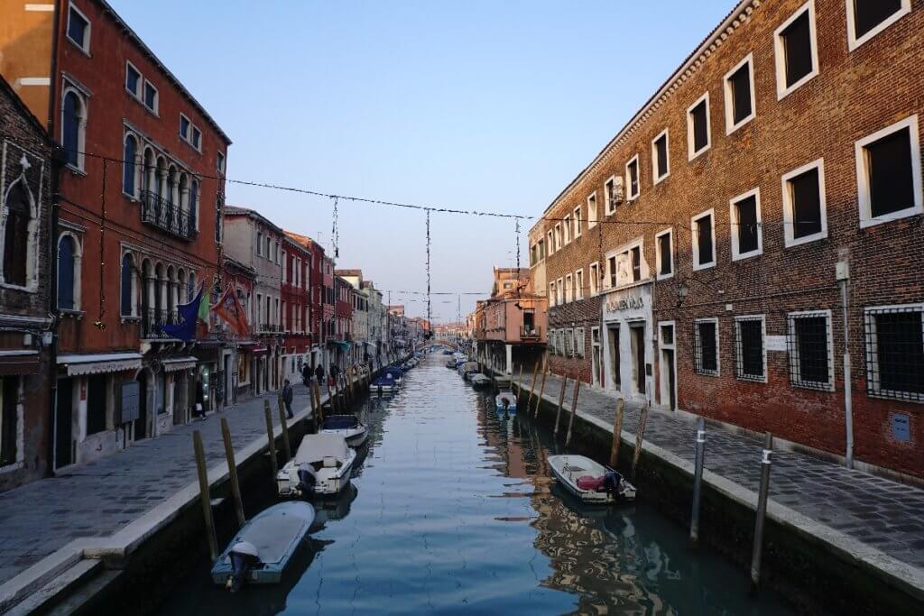 Murano Kanal