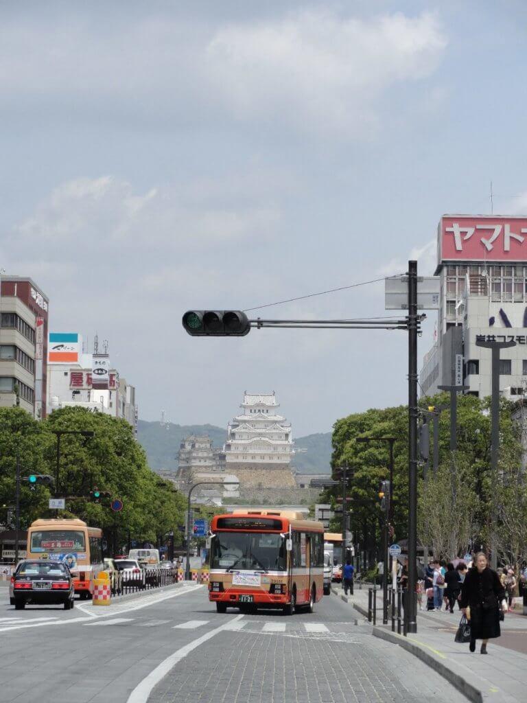 Otemae-dori-Straße