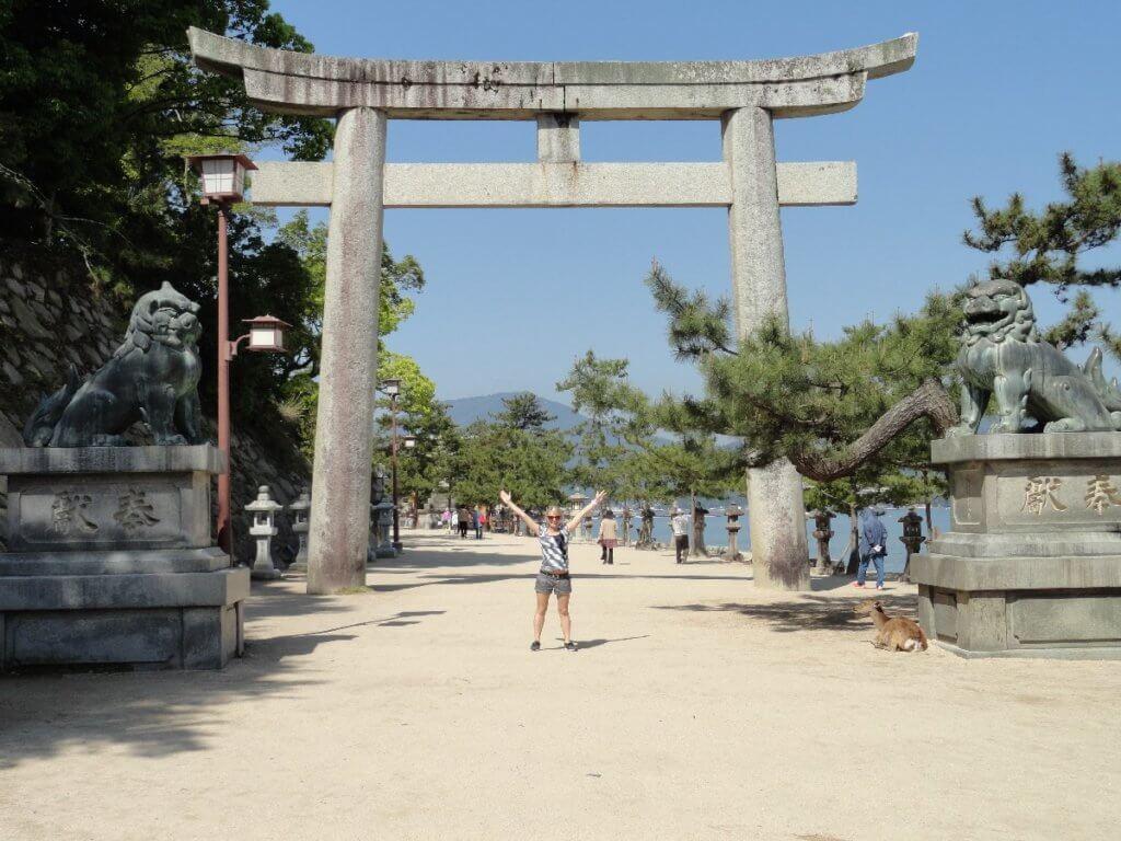 Miyajima Insel