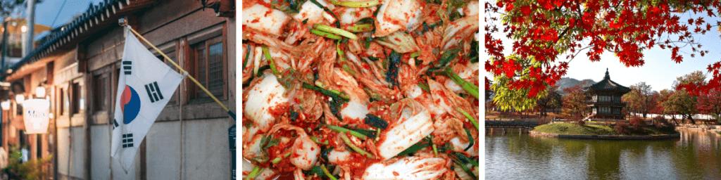 kulinarische Weltreise Korea