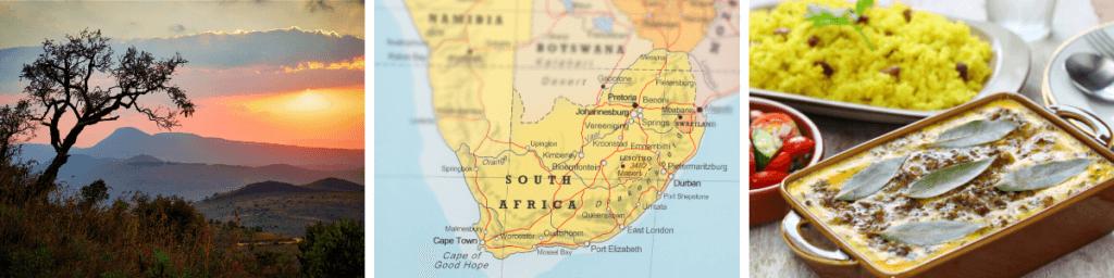 Südafrika - kulinarische Weltreise
