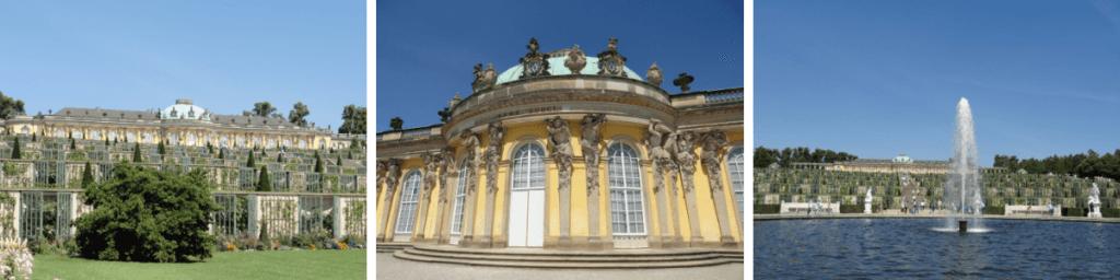 Sansoucci Ausflugstipps Brandenburg
