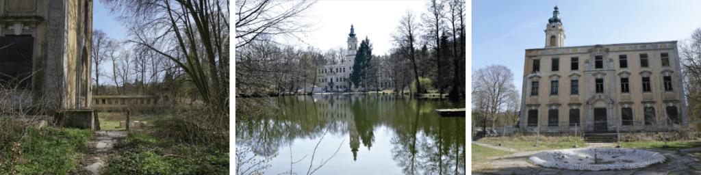 Schloss Dammsmühle Ausflugstipps Brandenburg