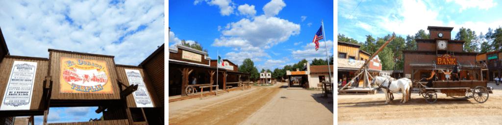 Westernstadt El Dorado Ausflugstipps Brandenburg