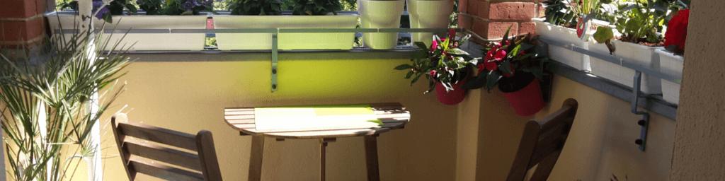 Balkonzeit