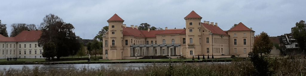Schloss Rheinsberg Ausflugstipps Brandenburg