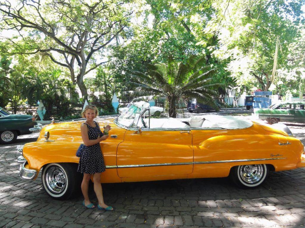 Havannarundfahrt im Oldtimer - 3 Wochen Kuba Reiseroute
