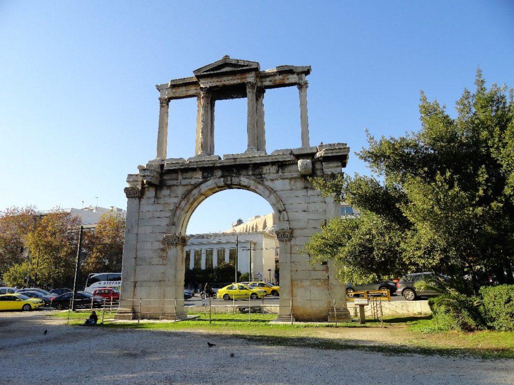 Hadrians Bogen