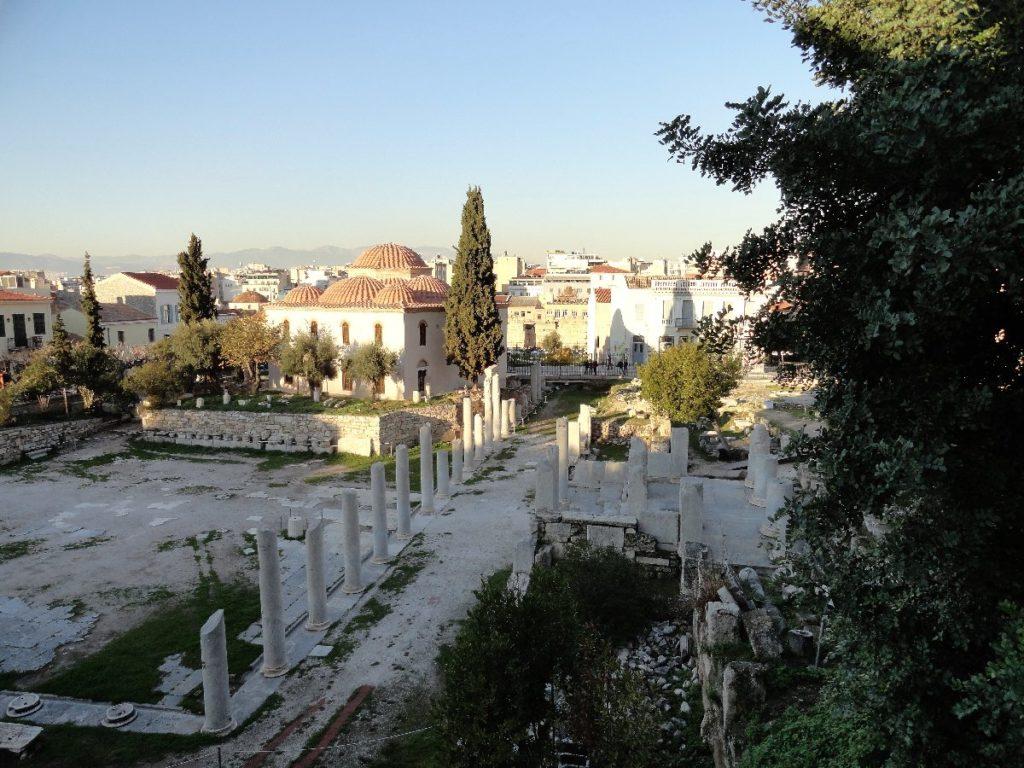 Ruinen Athen