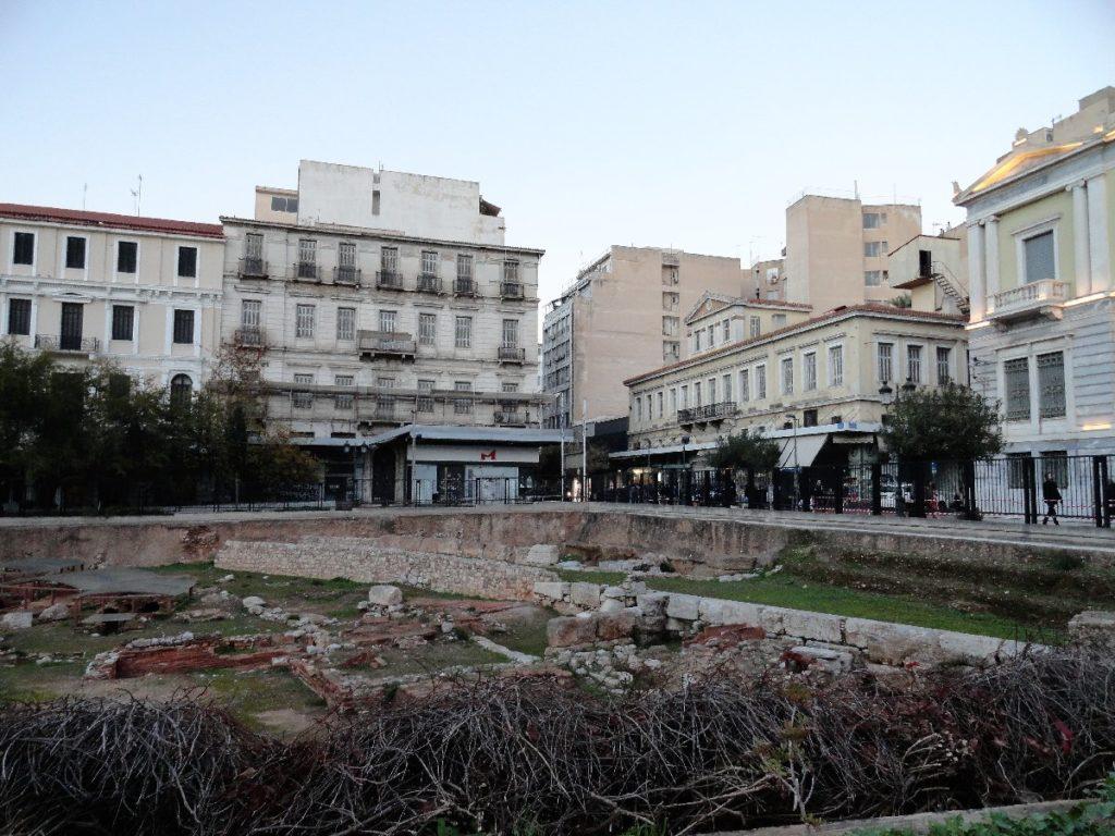 Stadtzentrum Athen