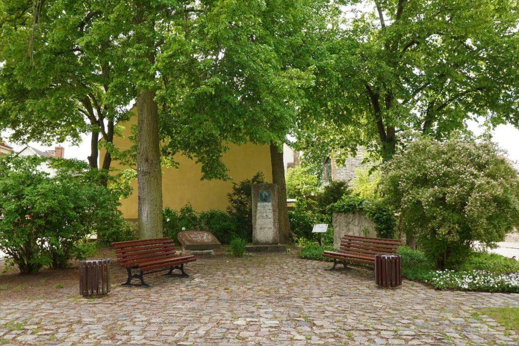 Gendektafeln in Rahnsdorf