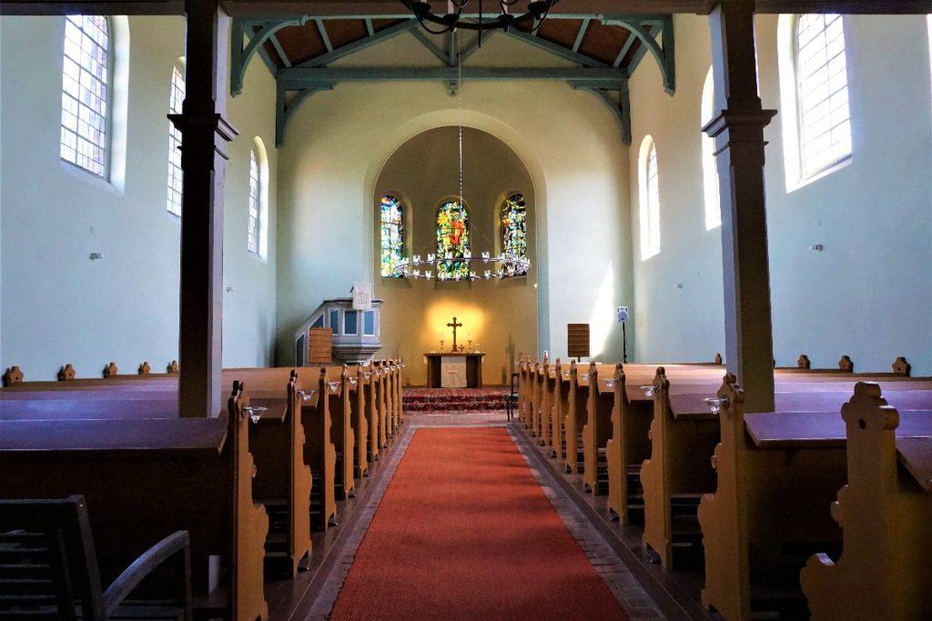 Innenraumkirche Rahnsdorf