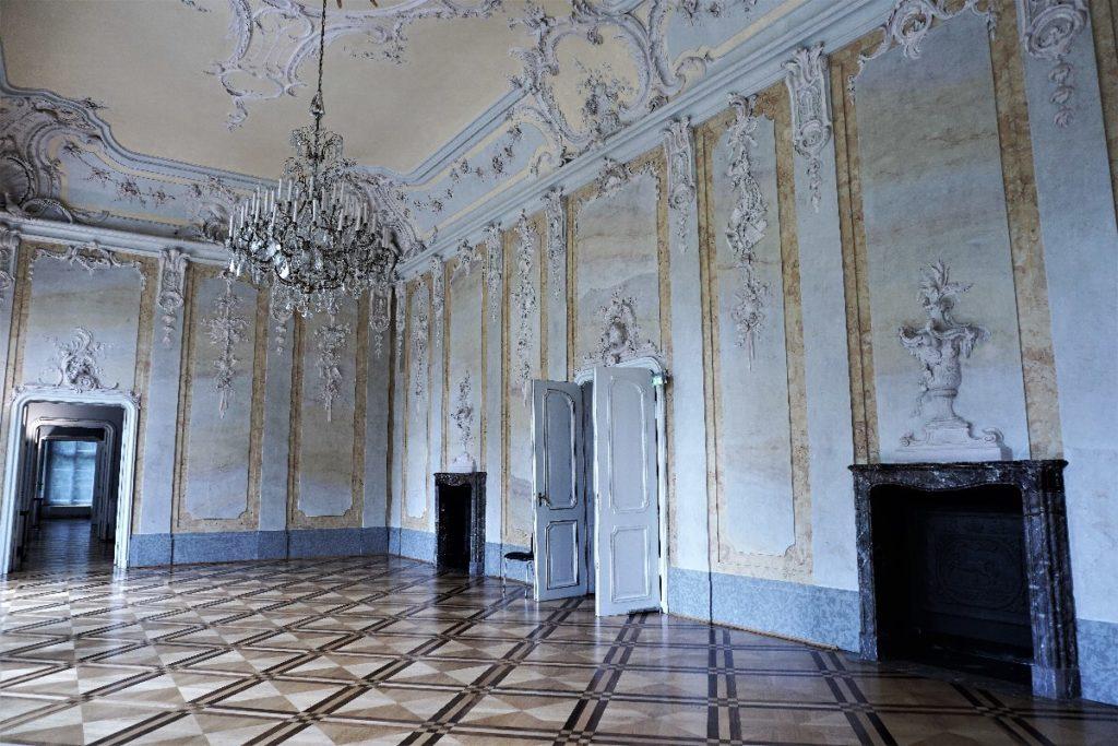 Festsaal im Schloss