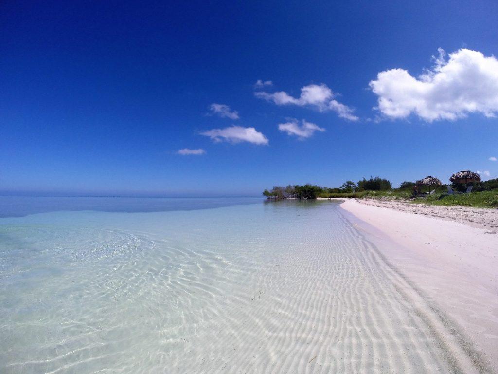 Cayo Jutias - 3 Wochen Kuba Reiseroute