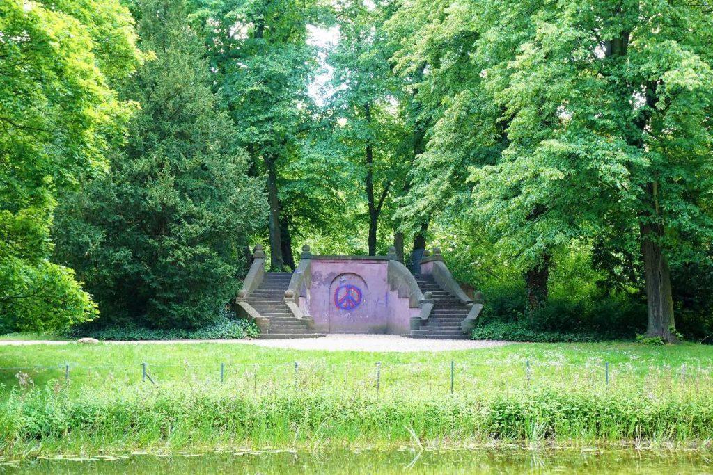 Eiskeller im Schlosspark Biesdorf