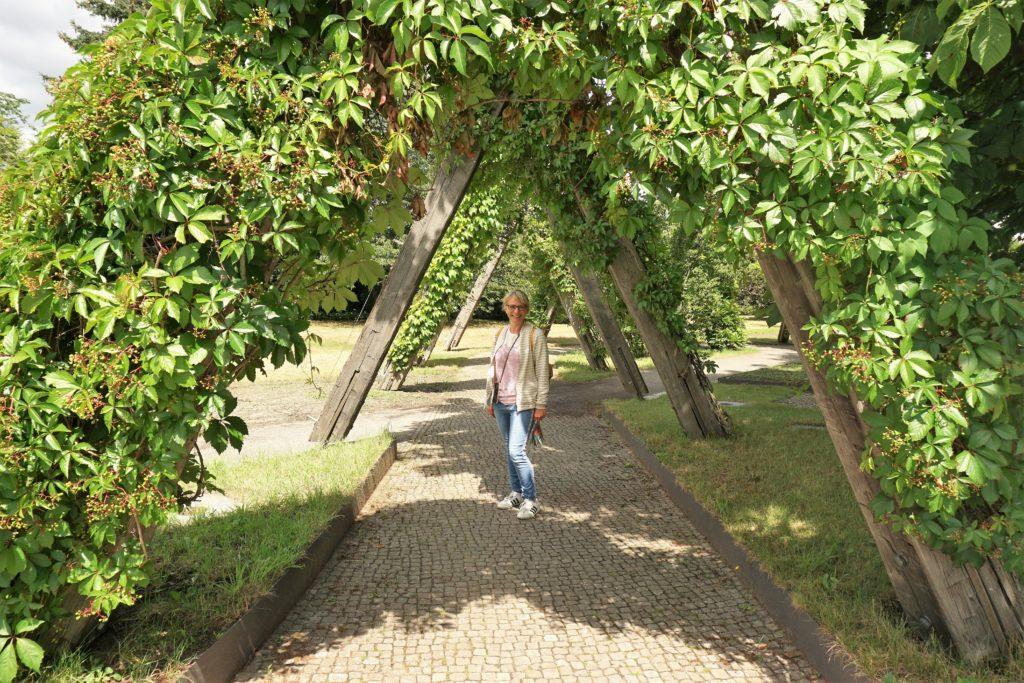 Ausflug Britzer Garten