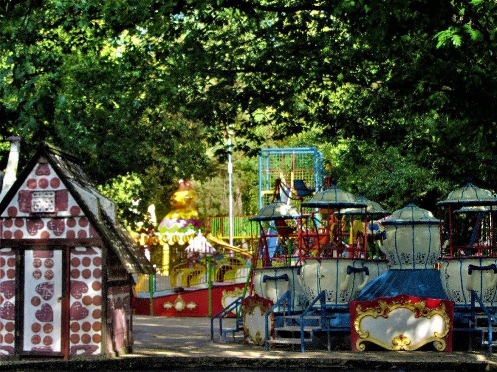 Karussels Erse Freizeitpark