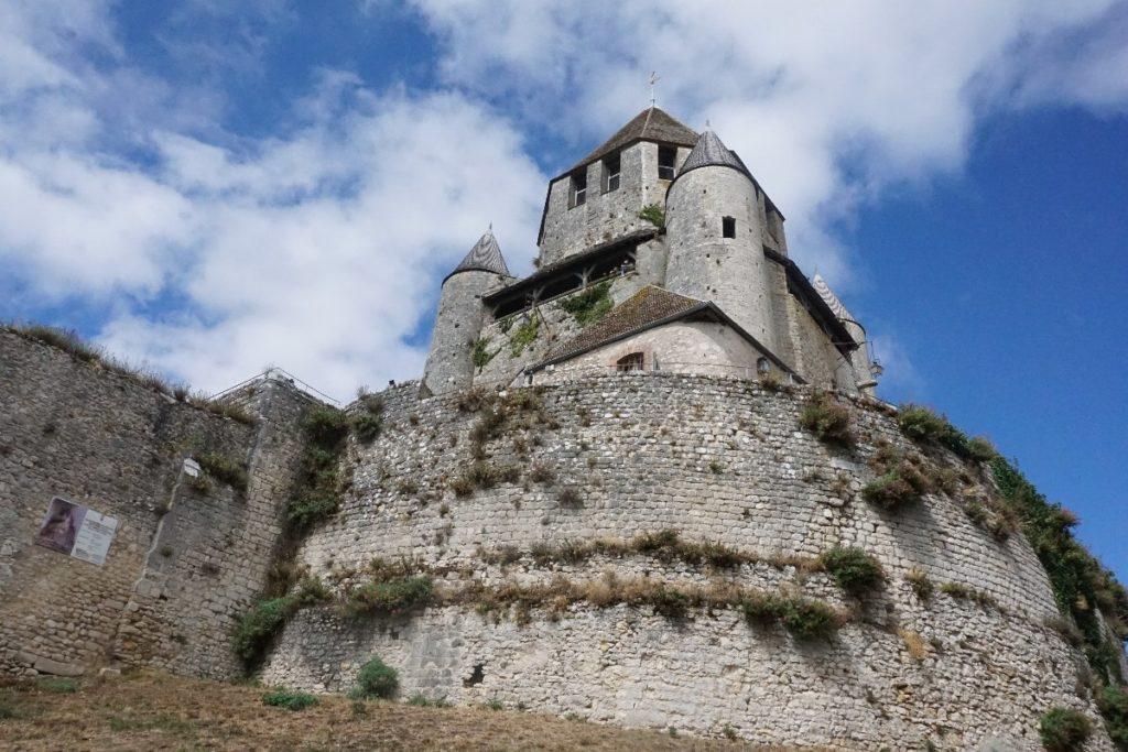 Cäsar Turm in Provins