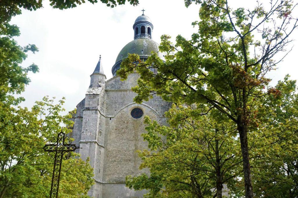 Kirche in Provins