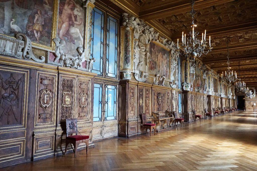 Francisco Galerie - Schloss Fontainebleau