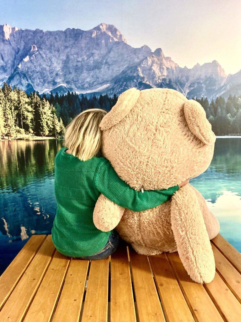 Teddyliebe im Studio of Wonders Berlin