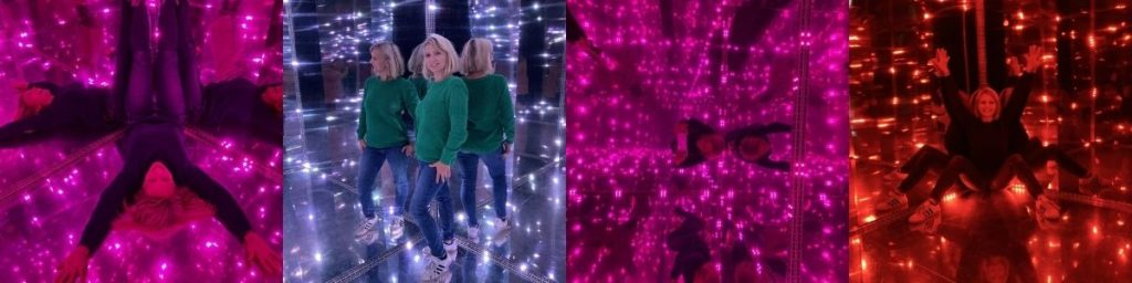 Lichter-Spiegel Effekte