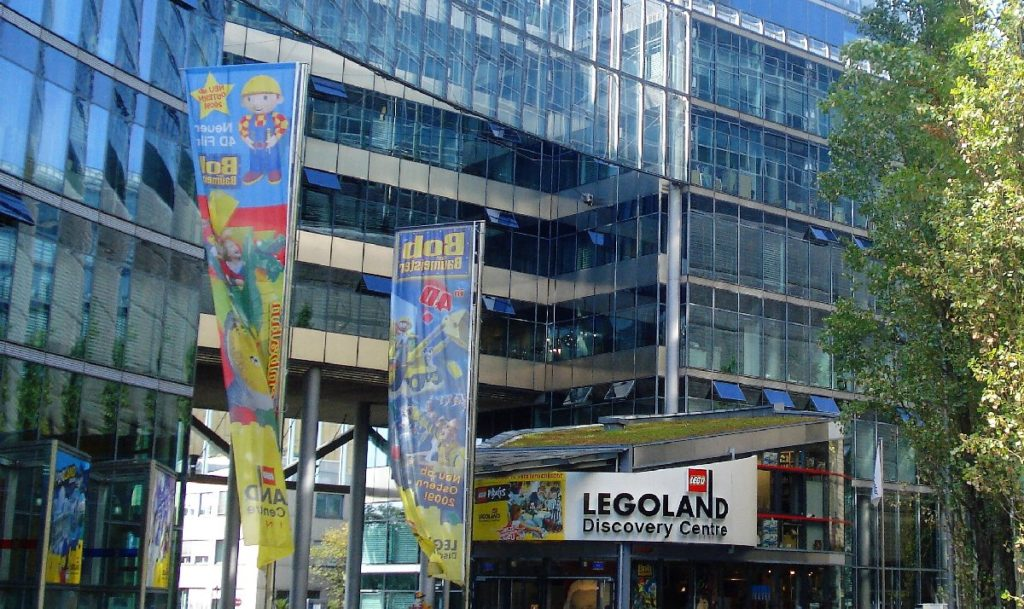 Lego Discoverycenter Ausflugsziele Berlin bei schlechtem Wetter