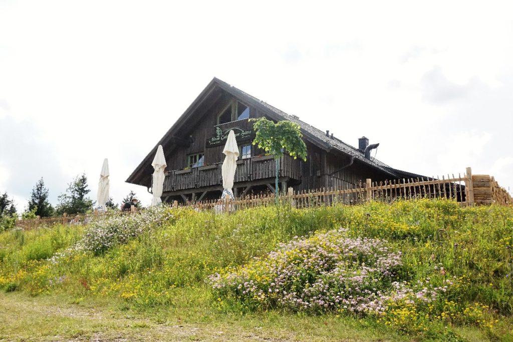 Gehlberger Hütte Schneekopf Wanderung