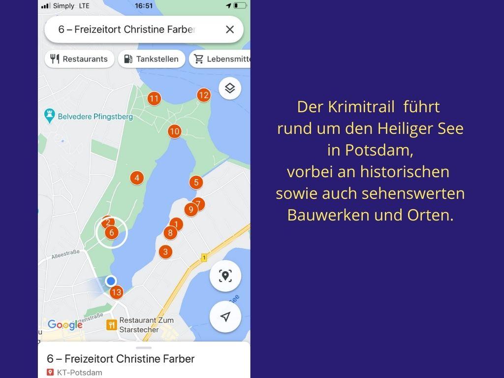 Krimitrail Potsdam