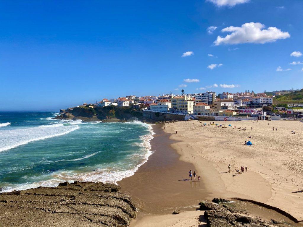 praia das macas Portugal Reisetipps