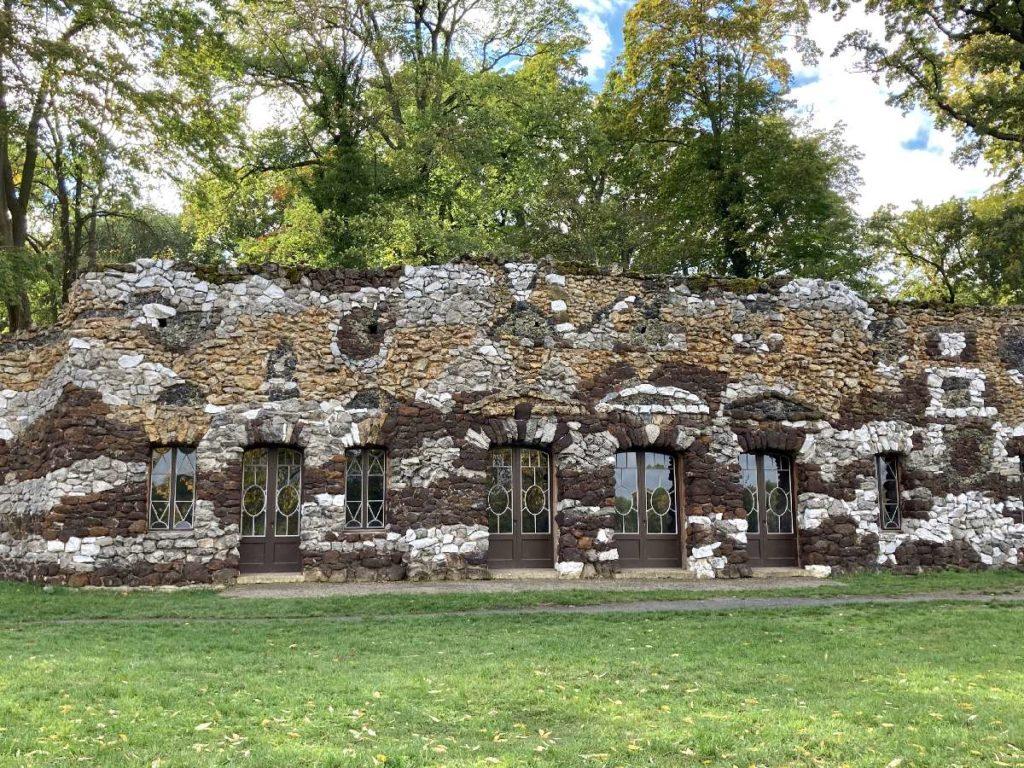 Muschelgrotte in Potsdam