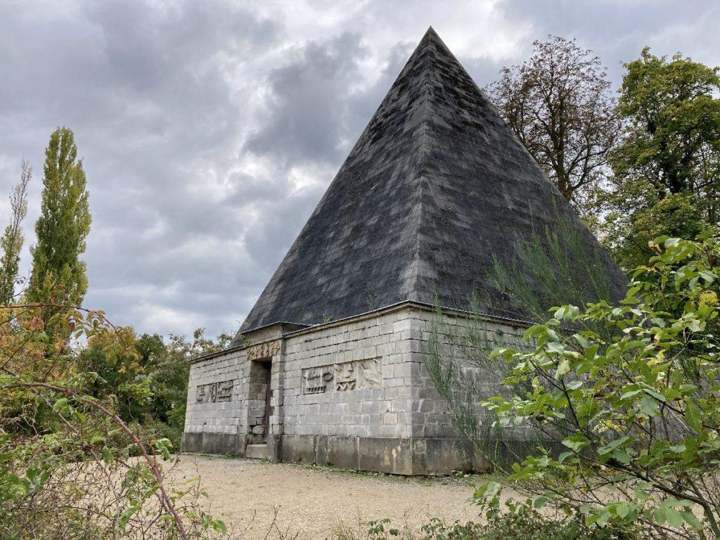 Pyramide in Potsdam