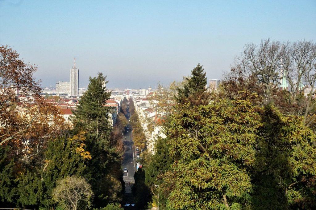 Viktoriapark Blick über Berlin