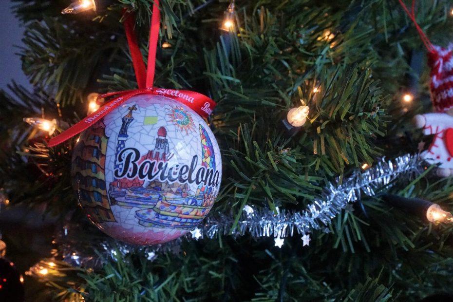 Weihnachtsdeko Reise Souvenirs