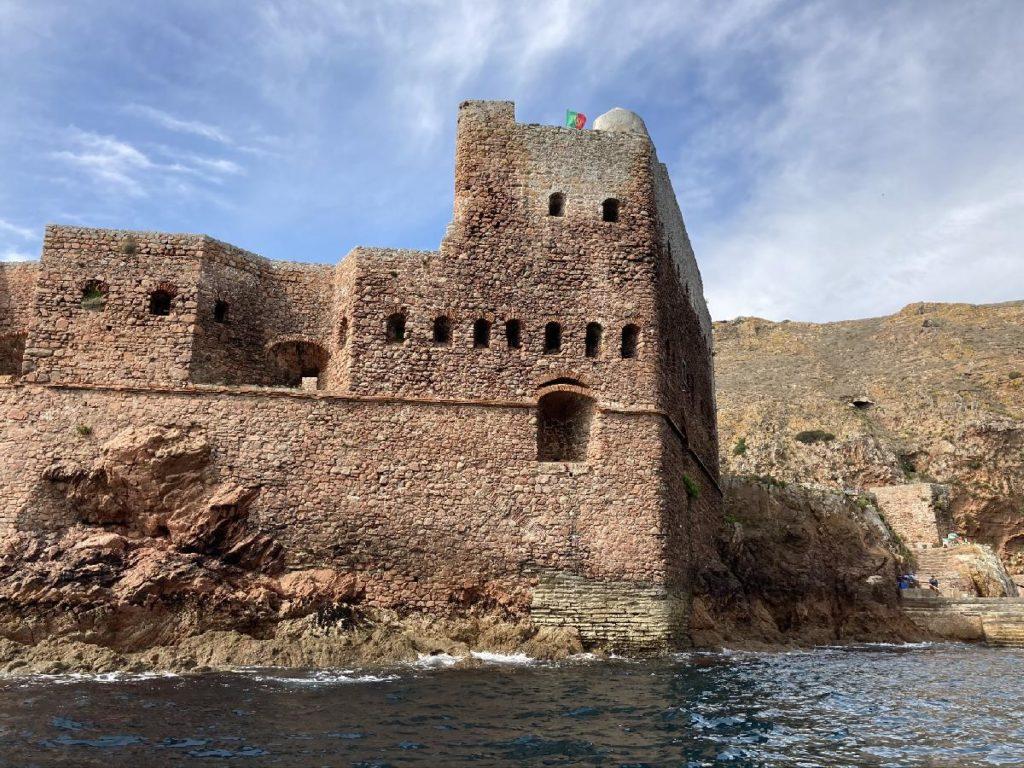 Festung Berlengas insel