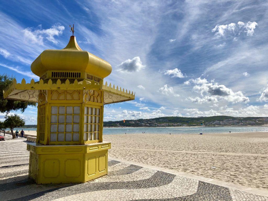 Praia da Foz do Arelho - Portugal Roadtrip