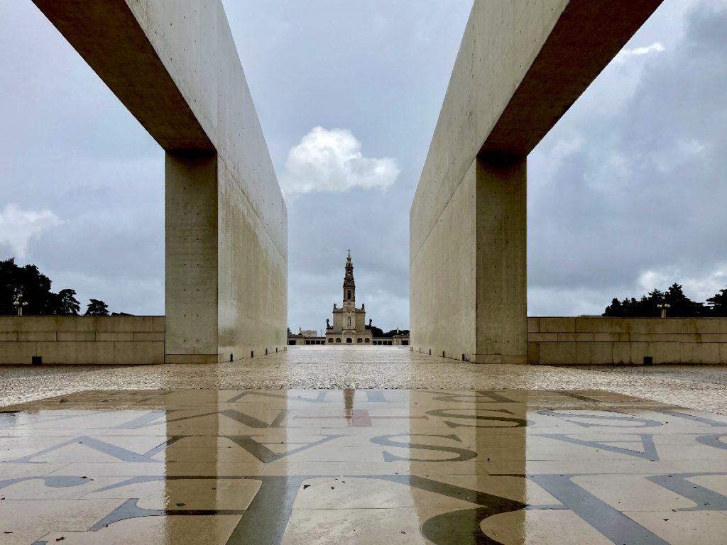Wallfahrtsort Fatima Basilika