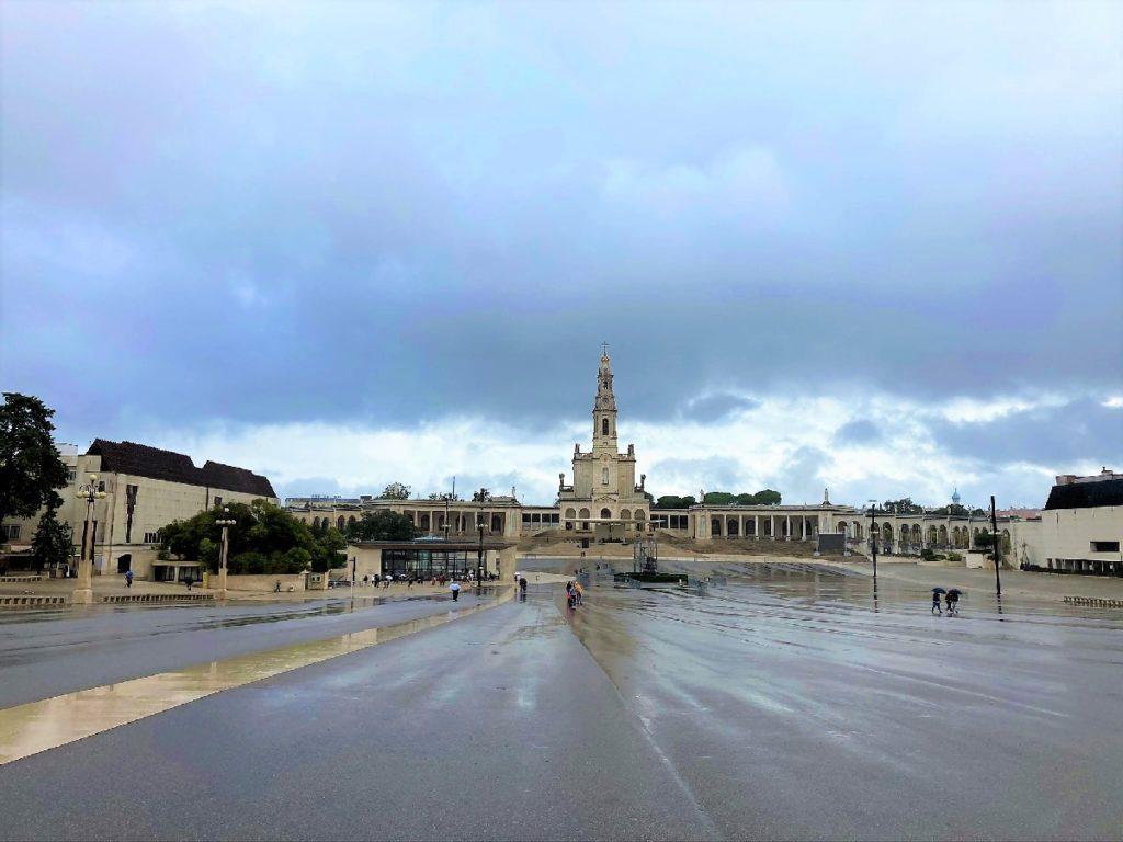 Hauptplatz Fatima