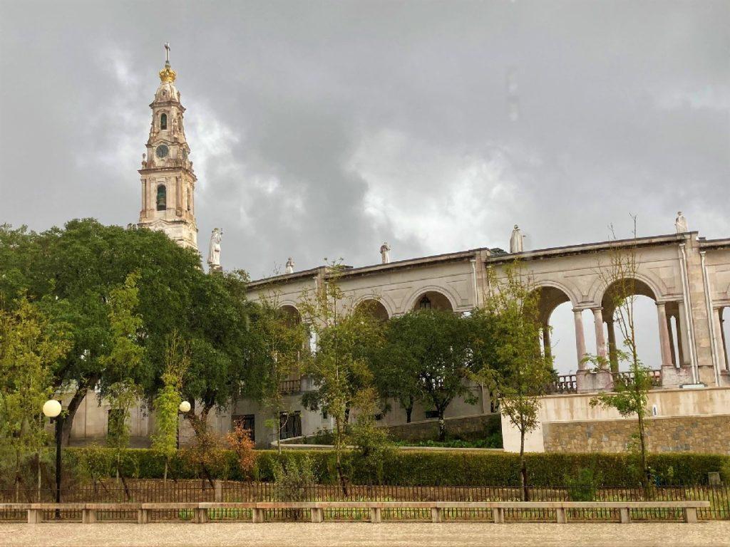 Basilika Seitenansicht