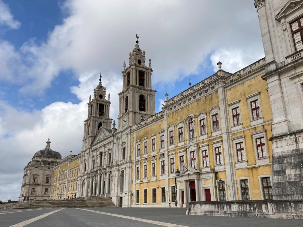 Mafra Nationalpalast