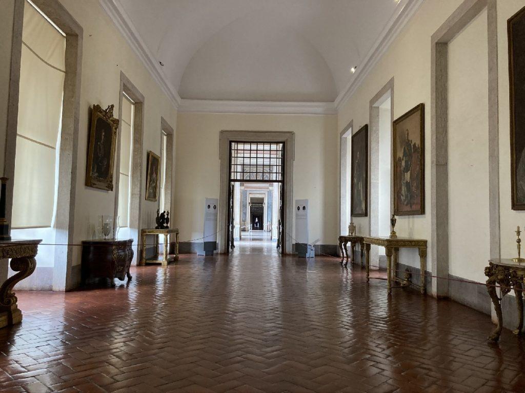 Räume Mafra Palast