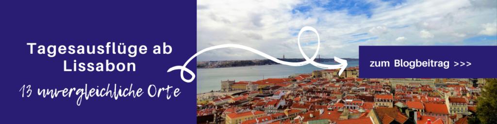 Tagesausflüge ab Lissabon