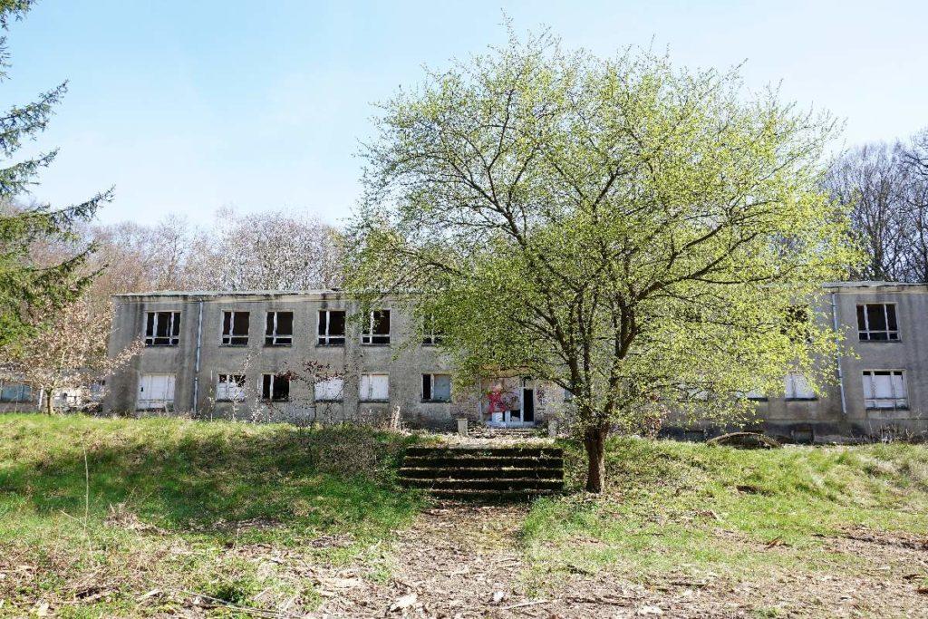 Ruine nahe vom Schloss - Lost Place in Brandenburg