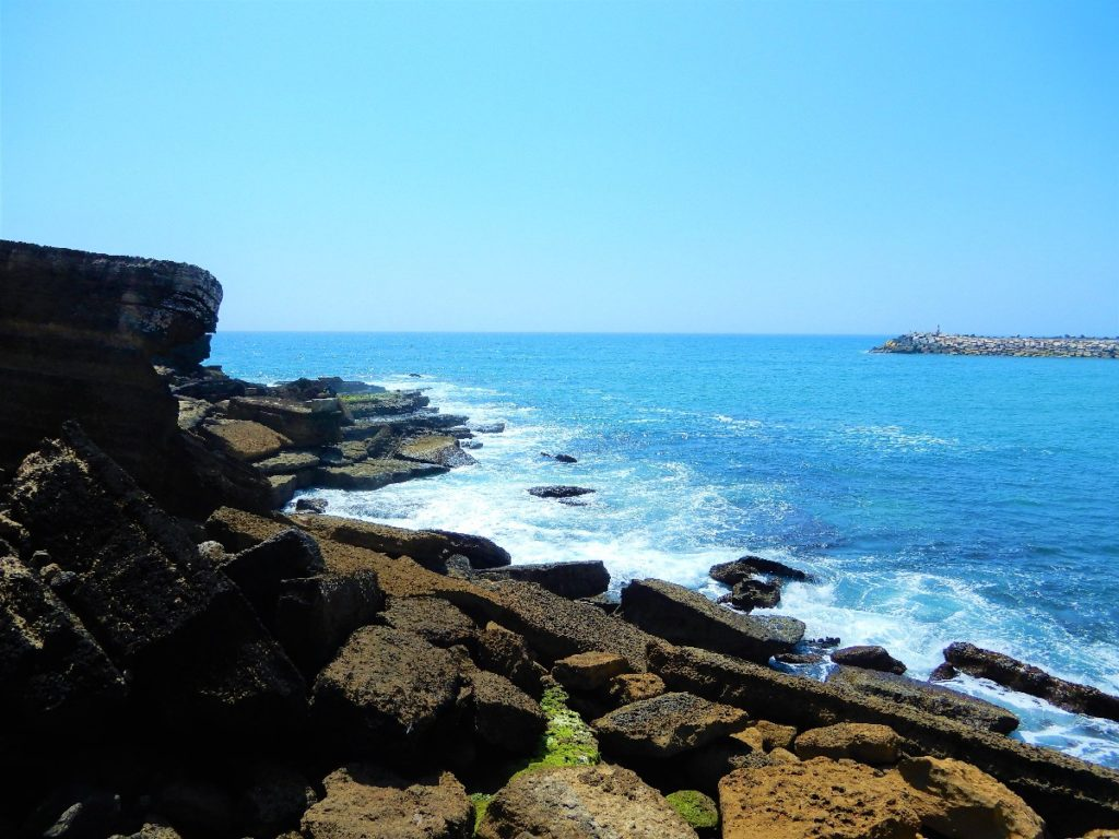 Blick Küste Ericeira