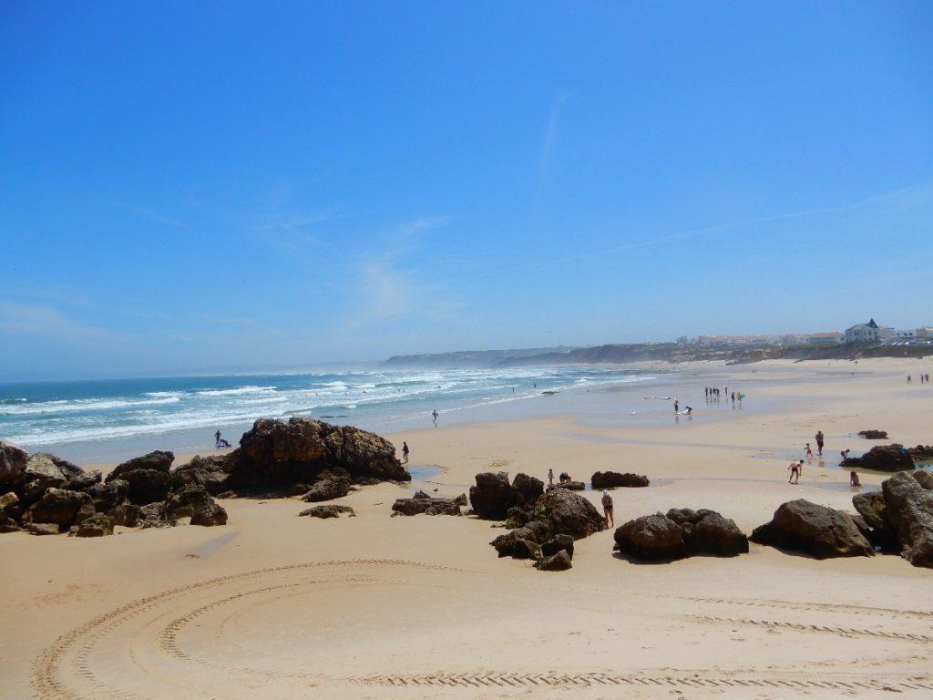 Praia do Baleal Norte