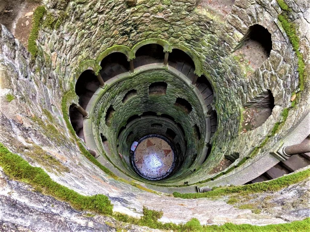 Brunnen Quinta da Regaleira