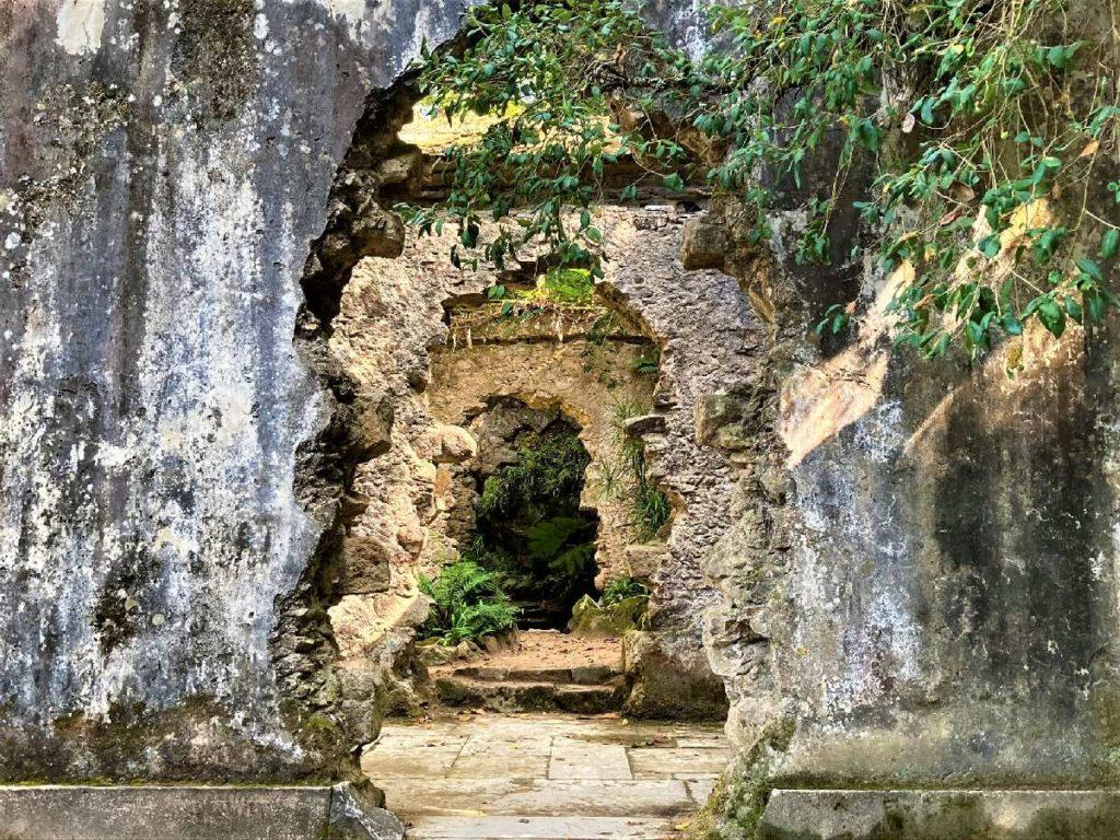 Ruine Kapelle