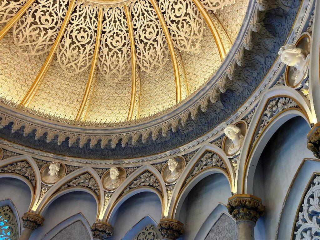 Monserrate Palast Dekoration